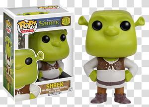 Shrek Film Series Donkey Puss in Boots Funko, wall-e PNG