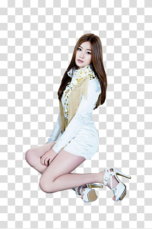 shoot Fashion Shoe Thigh, seolhyun PNG
