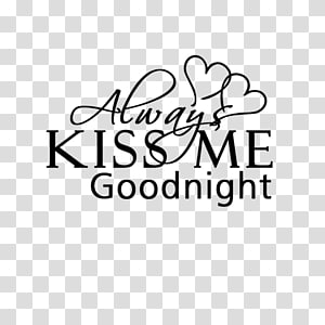 Wall decal Kiss Love, kiss PNG clipart