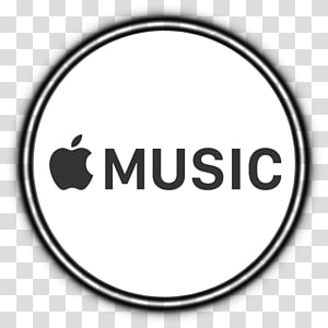 Brand Font Logo, apple music icon PNG clipart