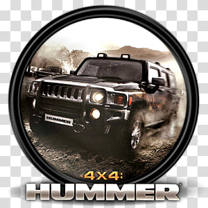 4X4: Hummer illustration, wheel automotive exterior tire car brand, Hummer 4x4 1 PNG