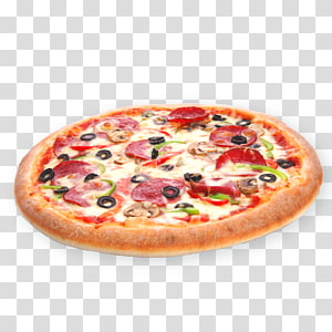 Sicilian pizza Italian cuisine European cuisine Cuisine of the United States, pizza PNG clipart
