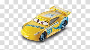 Cruz Ramirez Lightning McQueen Cars Doc Hudson, car PNG clipart