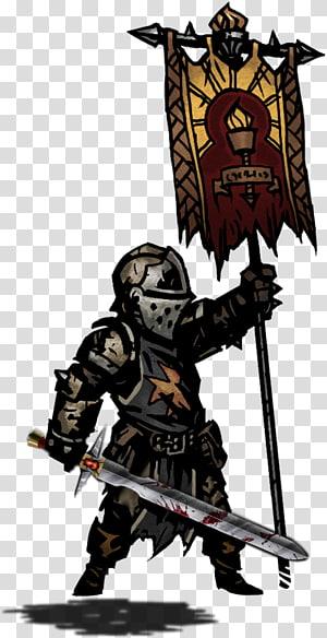 Darkest Dungeon Knight Nexus Mods Skin Crusades, Knight PNG