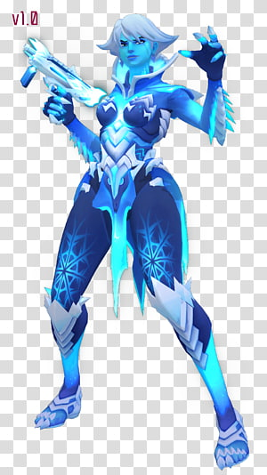Overwatch Sombra Character Rime, overwatch tracer model PNG