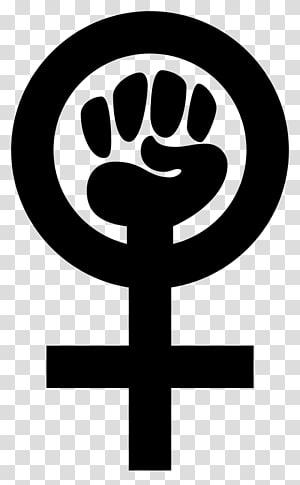 Feminism Gender symbol Woman Female, symbol PNG clipart