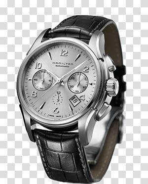 Hamilton Watch Company Chronograph Chronometer watch Baume et Mercier, watch PNG