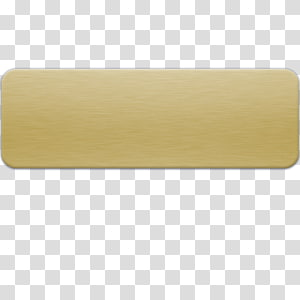 rectangular beige frame , Beige Rectangle, name plate PNG clipart