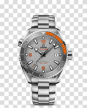 Omega Speedmaster Omega Seamaster Planet Ocean Chronometer watch Omega SA, watch PNG
