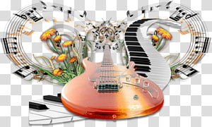 Musical instrument Hit single, music PNG