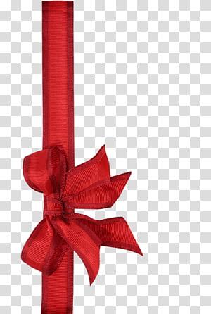 Knot Glove Christmas Ribbon Gift, christmas PNG