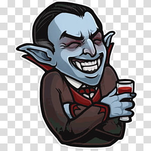 Vampire Myths Sticker Legend Telegram, Vampire PNG clipart