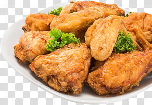 Fried chicken Barbecue chicken Buffalo wing, fried chicken PNG