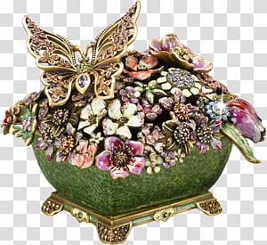 Casket Box Jewellery Fabergé egg Vitreous enamel, box PNG