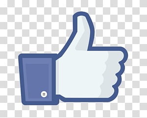 Facebook like button Facebook like button Social network advertising Blog, vote PNG clipart