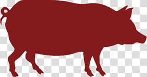 Pig Dog Suidae Pinscher , Pig Farm PNG clipart