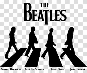 Abbey Road The Beatles Logo Music, beatles PNG clipart