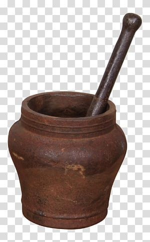 Mortar and pestle Tableware Pottery Jar, jar PNG clipart