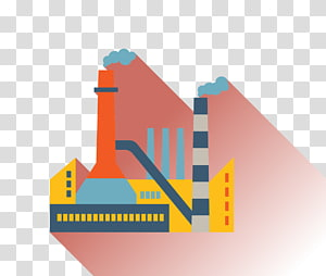 Factory Building Icon, Factory Building PNG clipart