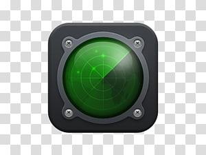 scanner Radar Icon, Radar scanner PNG