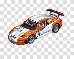 Slot car racing Carrera 1:43 scale, car PNG