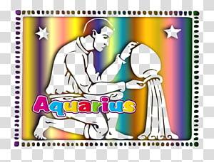 Aquarius Zodiac , Zodiac aquarius PNG clipart