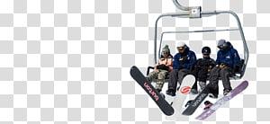 Ski Bindings Snowboarding, skiing tools PNG