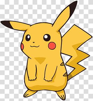 Pikachu Ash Ketchum Pokémon Yellow Pokémon GO Pokémon X and Y, pikachu PNG clipart