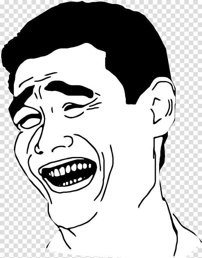 Portable Network Graphics Rage comic Basketball player, laughing PNG