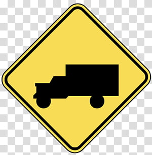 Car Traffic sign Warning sign Truck The Highway Code, Fitness Signage PNG clipart