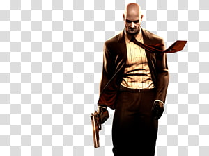 Hitman: Blood Money Hitman: Absolution Hitman: Codename 47 Hitman: Contracts, Hitman PNG clipart