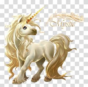 Unicorn Legendary creature Horse Drawing Pegasus, unicorn PNG