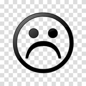 Sadness Face Frown Smiley , Depressed Face s PNG clipart