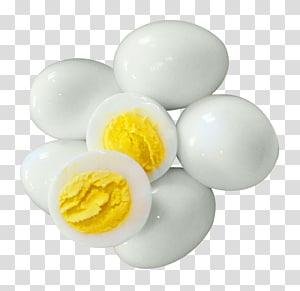 Boiled egg Chicken Fried egg Breakfast, chicken PNG clipart