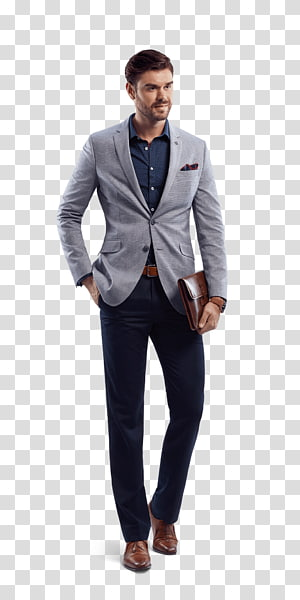T-shirt Formal wear Jacket Suit Clothing, black man PNG
