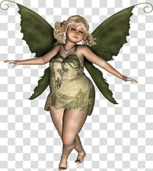 Fairy tale Elf, Fairy PNG