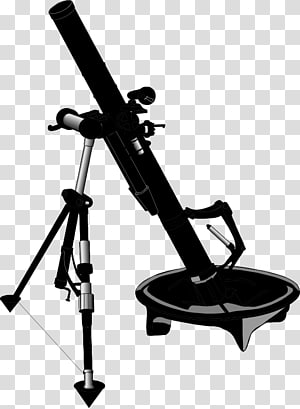 Mortar Weapon Firearm Artillery, weapon PNG