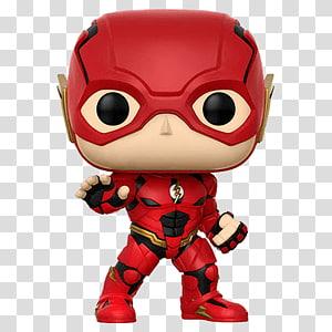 Flash Batman Funko Justice League Action & Toy Figures, Flash PNG clipart
