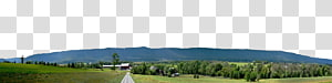 Mount Scenery Biome Grassland Mode of transport Hill station, Rail road PNG clipart