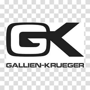 Guitar amplifier Gallien-Krueger Bass amplifier Logo, Bass Guitar PNG clipart