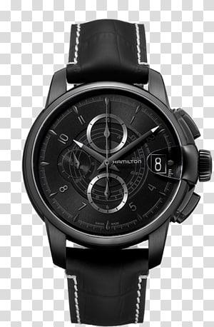Hamilton Watch Company Chronograph Railroad chronometer Jewellery, watch PNG