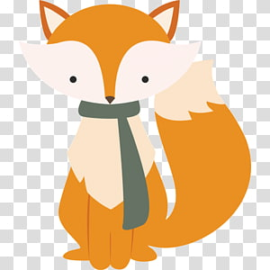 Red fox , fox PNG clipart