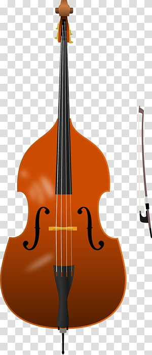 Double bass Cello Bass guitar String Instruments , String Bass s PNG