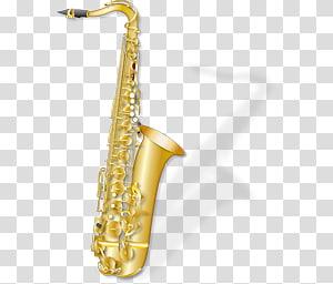 beautiful jazz instruments PNG