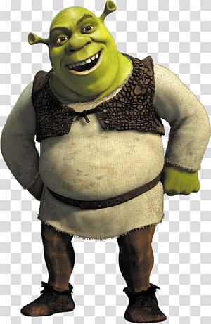 Shrek, Shrek 2 Princess Fiona Puss in Boots Lord Farquaad, Shrek PNG
