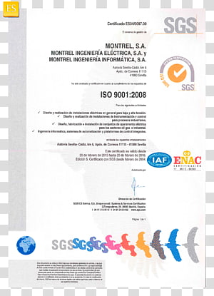 ISO 9000 ISO 14000 Quality management system OHSAS 18001, iso 9001 PNG clipart