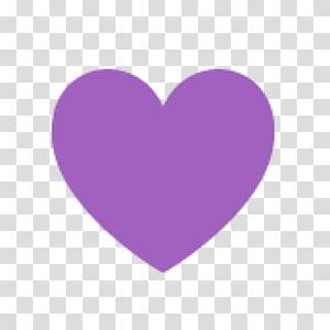 Purple Heart , heart PNG