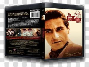 Al Pacino The Godfather Part II Vito Corleone Michael Corleone, others PNG