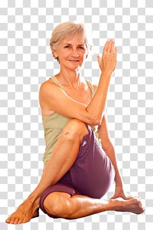 Yoga Centered Thigh Senior Gentle Yoga Senior/Gentle Yoga, Yoga PNG