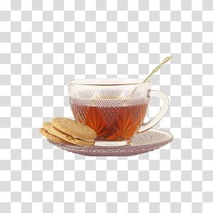 Green tea Coffee Oolong Rooibos, tea PNG